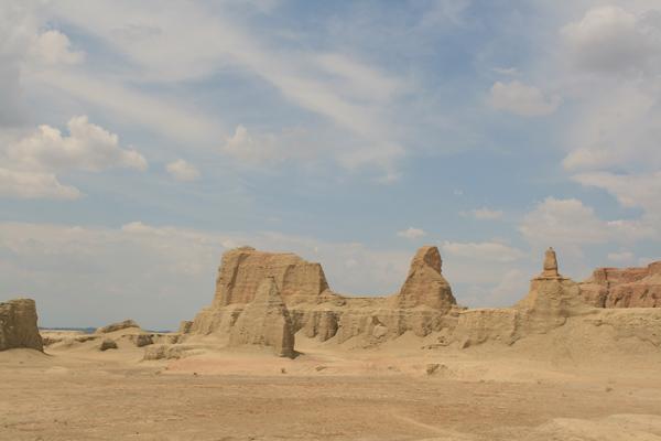 [连载]北疆八千里-乌艾段:去往艾里克湖的迷茫道路